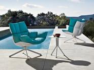 HiREK® garden armchair HUSK OUTDOOR | Garden armchair - B&B Italia Outdoor, a brand of B&B Italia Spa