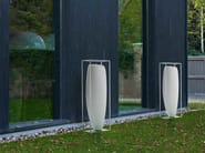 Glass-fibre candle holder OVERSCALE FLAMES OUTDOOR - B&B Italia Outdoor, a brand of B&B Italia Spa