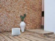 Ceramic vase WHITE COLLECTION | Vase - B&B Italia Outdoor, a brand of B&B Italia Spa