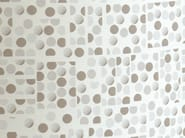Dotted cotton upholstery fabric FRIVOLE - LELIEVRE