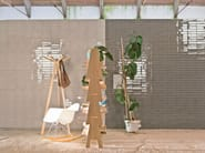Indoor Ceramic materials wall tiles FLOW MUD - MUTINA