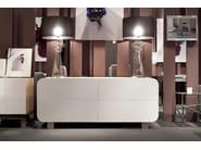 Wood veneer sideboard with doors MARLY | Sideboard with doors - AZEA