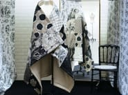 Multi-colored patchwork lap robe PLAID JUNIOR - LELIEVRE