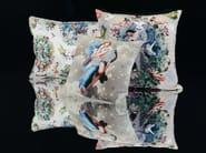 Square cushion COUPLE - LELIEVRE