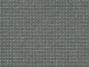 Porcelain stoneware mosaic DECHIRER GLASS PIOMBO - MUTINA