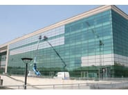 Scratch-resistant solar control window film XTRAZONE SILVER™ - FOSTER T & C