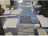 Porcelain stoneware wall/floor tiles MEWS FOG - MUTINA