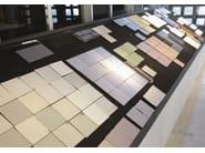 Porcelain stoneware wall/floor tiles MEWS SOOT - MUTINA