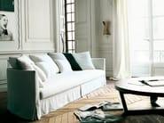 Upholstered fabric sofa CRONO | Sofa - Maxalto, a brand of B&B Italia Spa