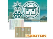 Thermal insulating clay block POROTON Thermal clay blocks - Consorzio Poroton Italia
