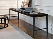 Rectangular wooden console table ANTARES | Console table - Maxalto, a brand of B&B Italia Spa