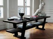 Wooden console table / writing desk CICERO - Maxalto, a brand of B&B Italia Spa