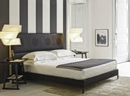 Leather double bed ERIK - Maxalto, a brand of B&B Italia Spa