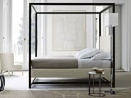 Double bed with removable cover ALCOVA 2009 - Maxalto, a brand of B&B Italia Spa