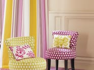 Striped fabric for curtains CASCADE | Fabric for curtains - Zimmer + Rohde