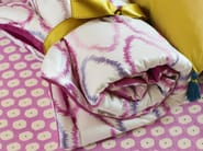Fabric with graphic pattern LUCIOLE | Cotton fabric - Zimmer + Rohde