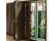 Aluminium patio door 45 V - ALUK Group