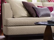 Jacquard cotton upholstery fabric with graphic pattern DIAMOND - Zimmer + Rohde