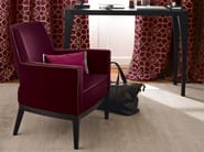 Solid-color upholstery fabric SCORE - Zimmer + Rohde