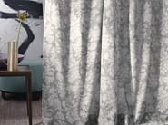 Polyester fabric with floral pattern TADI - Zimmer + Rohde