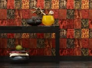 Geometric nonwoven wallpaper SHADES OF LACQUER - Zimmer + Rohde