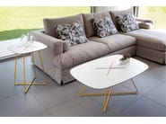 Rectangular coffee table CROSS-R | Tavolino rettangolare - DOMITALIA