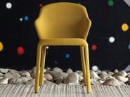 Fabric chair OPERA | Chair - DOMITALIA