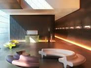 Aluminium wall light GINZA - altreforme