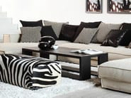 Rectangular wood veneer coffee table for living room CHILLIAN | Coffee table - Ph Collection