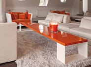 Rectangular coffee table for living room BELIZE | Coffee table - Ph Collection