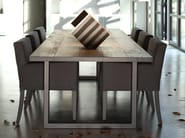 Rectangular dining table CANADA | Table - Ph Collection
