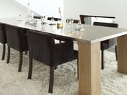 Rectangular dining table EQUINOX | Table - Ph Collection