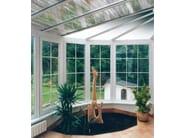 PVC conservatory Giardini d'inverno - DECEUNINCK ITALIA