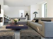 Corner 3 seater fabric sofa GOLIATH   Sofa - Ph Collection