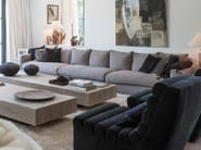 Sectional sofa with removable cover LOUISA | Sofa - Ph Collection