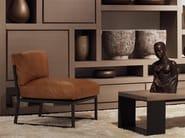 Sled base armchair PRATO | Armchair - Ph Collection