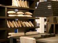 Wood veneer shelving unit ZEN | Shelving unit - Ph Collection