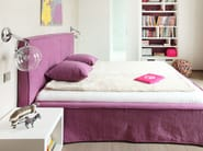 Double bed with high headboard MORPHEE | Bed - Ph Collection