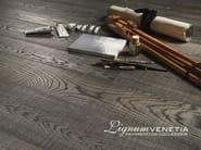 Brushed oak parquet CREATIVO - Lignum Venetia