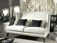 High-back fabric sofa VITTORIA | Sofa - SOFTHOUSE