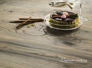 Brushed ash parquet CENERE - Lignum Venetia