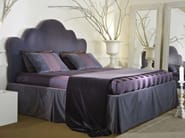 Fabric double bed LEONE - SOFTHOUSE