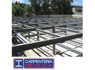 Steel building system Carpenteria Metallica Sicilferro - Sicilferro Torrenovese