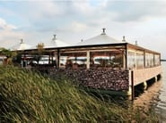 Iron gazebo Pavilions Contract - UNOSIDER