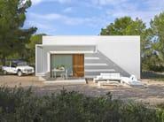 Sectional modular aluminium sofa DOCKS - GANDIA BLASCO