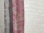 Jacquard polyester fabric for curtains TESEO - Equipo DRT