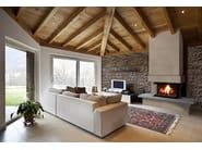 Indoor indoor/outdoor 3D Wall Surface MONTEBELLO - BIOPIETRA®