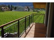 Window railing Balustrade - Interbau Suedtirol Treppen