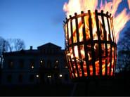Iron fire baskets BARON - Röshults