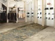 Porcelain stoneware wall/floor tiles with concrete effect CONCRETE AFFRESCO - CERAMICHE BRENNERO